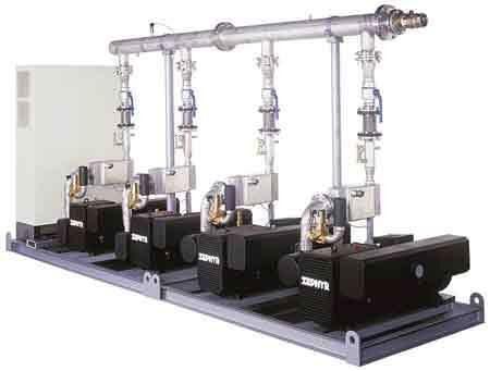 Машинно-аппаратурная схема производства томатного пюре мощностью 1 т в сутки.
