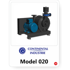 Continental Industrie Model 020