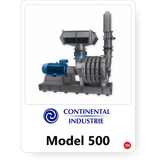 Continental Industrie Model 500