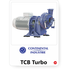 Continental Industrie TCB Turbo