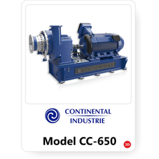 Continental Industrie CC-650