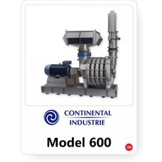 Continental Industrie Model 600