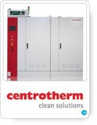 Centrotherm clean solution