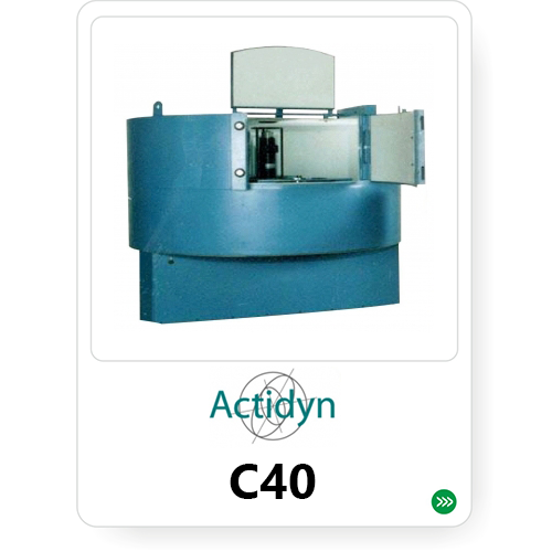 Actidyn Systemes C40