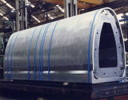 AMOS Cryostat IN2P31