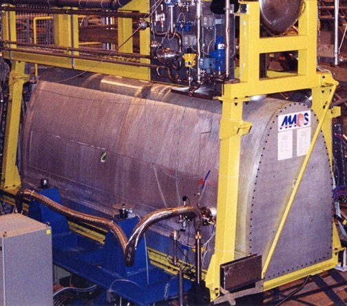 AMOS Cryostat IN2P33