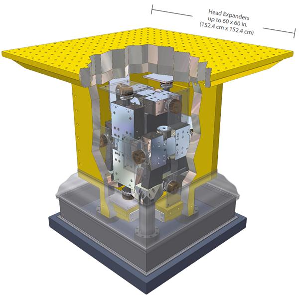 lansmont CUBE Vibration Tester