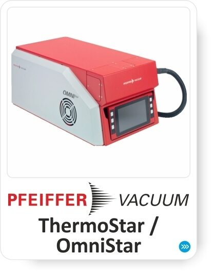 Pfeiffer Vacuum - ThermoStar-OmniStar