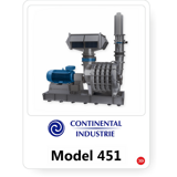 Continental Industrie Model 451