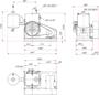 Dimensions UnoLine Plus BA 501