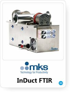 MKS Instruments InDuct FTIR