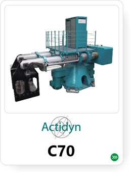 Actidyn Systemes C70