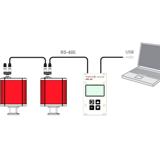 Типичные схемы подключения вакуумметров серии DigiLine