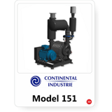 Continental Industrie Model 151