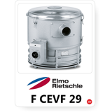 Elmo Rietschle F CEVF 29