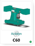Actidyn Systemes C60