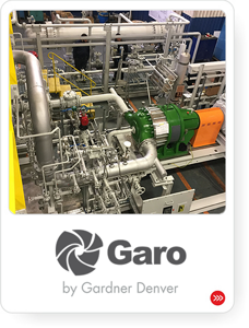 Garo system tehnologie