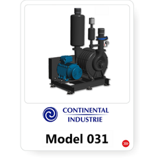 Continental Industrie Model 031