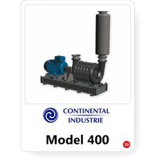 Continental Industrie Model 400
