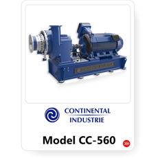 Continental Industrie CC-560
