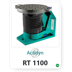 Actidyn Systemes RT 1100