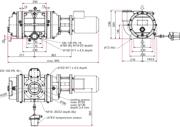 Dimensions Okta 500 ATEX II 3G IIC T3 X