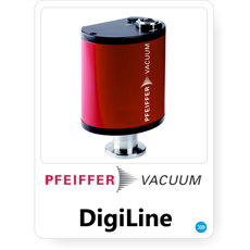 Pfeiffer Vacuum DigiLine