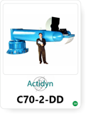 Actidyn Systemes C-70